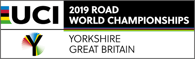 UCI 2019 Road World Championships logo