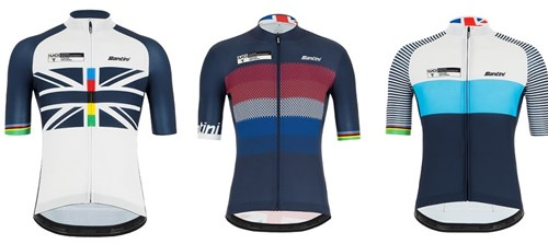 UCI 2019 official cycling jerseys