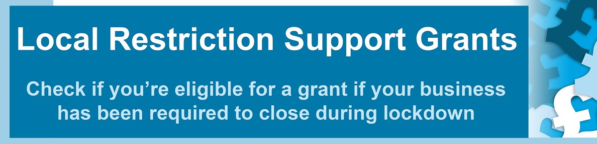 Apply for Local Restriction Support Grants