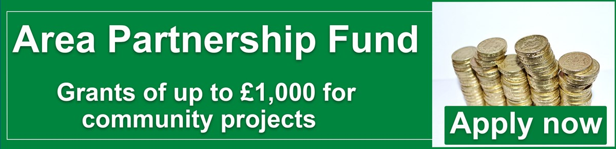Apply for Area Partnership Fund