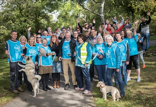 Richmondshire memory walk